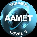 AAMET Level 3 Trainer Certified