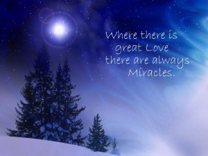 How To Create a Miracle?